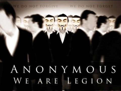 Anonymous (Group) Documentary Soundtrack