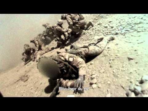 شاهد بالفيديو: تصوير من خوذة جندي دنماركي للحظة انفجار قنبلة وسط زملائه