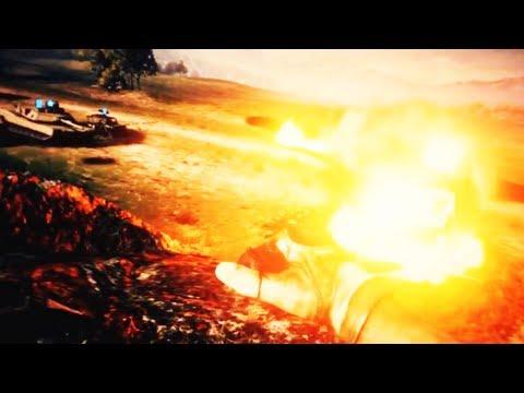 Battlefield 3 EPIC 1,000 Mines Explosion