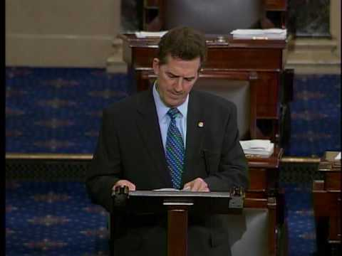 DeMint Amendment to Audit Federal Reserve Blocked by Senate Leadership