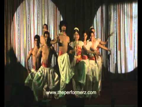 The Performerz Bangalore Contemporary Indian Dance (1).flv