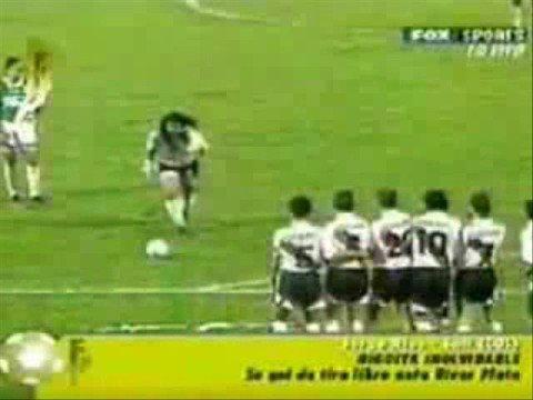 Rene El Loco Higuita - The crazy goalkeeper