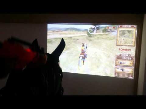 TopHorse Grandprix 장총(고급형)시연 영상