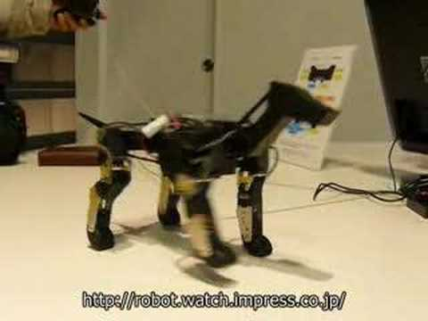 HPI G-Dog Robot