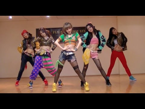 Girls' Generation (SNSD) - I Got A Boy dance cover by Flying Dance Studios