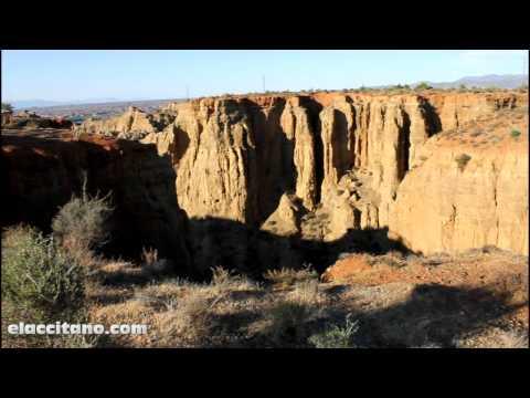 Los badlands de Purullena - Turismo comarca de Guadix - elaccitano.com