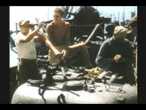 WWII PHILLIPINES 1 OF 3  RARE COLOR FILM