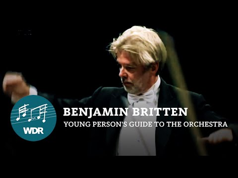 Full length - Britten: The Young Person's Guide to the orchestra