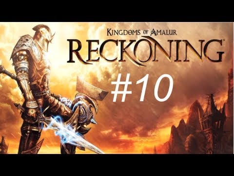Kingdom of Amalur - Reckoning Walkthrough with Commentary Part 10 - Yummy Cantaloupe