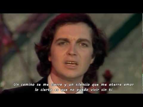 Camilo Sesto - Vivir sin ti