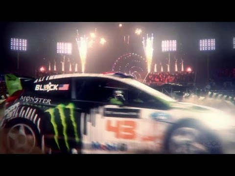 Dirt Showdown Announcement Trailer