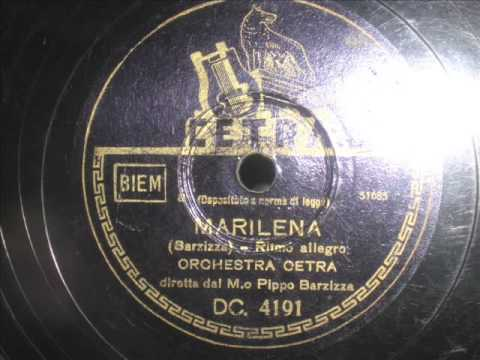 Marilena (1942) Orchestra Barzizza theme song