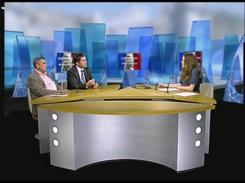 CLPTV - Jornal da Noite (Parte 5)
