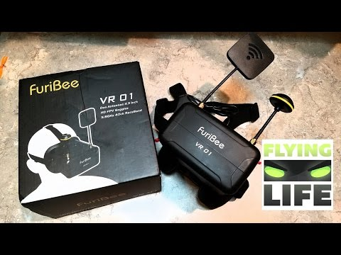 Super Cheap FURIBEE VR 01 FPV Goggle Review and Inspection (GEARBEST) - UCrnB6ZMrvEgOIOcARehRqQg
