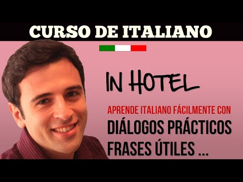 Curso de Italiano Gratis 1 Aprender Italiano Online