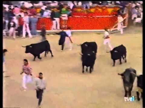 Encierro San Fermín   7 de julio de 1993 480p