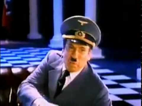 MEL BROOKS - THE HITLER RAP (To Be Or Not To Be) 1984 (Audio Enhanced)