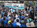 Thousands #FloodWallStreet To Target Institutions Profiting from Climate Change