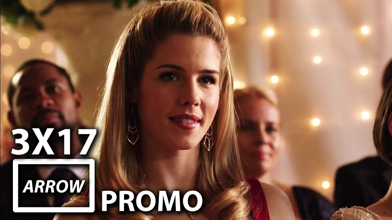 """Arrow 3x17 Promo """"Suicidal Tendencies"""""""