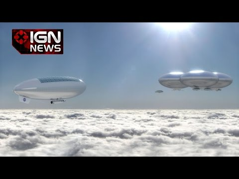 NASA Proposes Real Life Cloud City Above Venus - IGN News - UCKy1dAqELo0zrOtPkf0eTMw