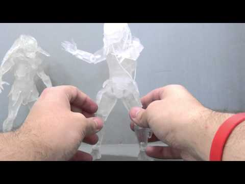 Video Review of the 2012 SDCC Exclusive: Cloaked City Predator