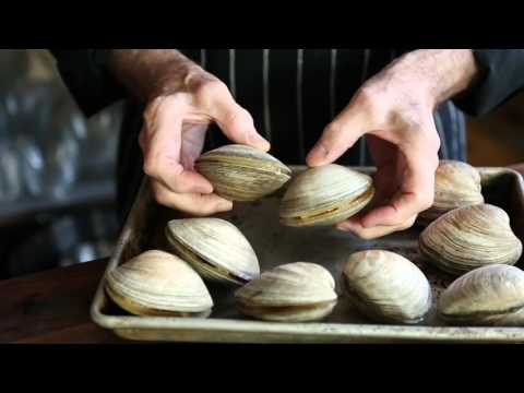 How to Cook Clams with Jacques Pépin