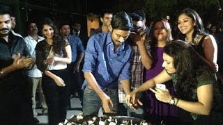 Watch Dhanush's Birthday Party on Kalam's Death Day angers Fans Red Pix tv Kollywood News 03/Aug/2015 online
