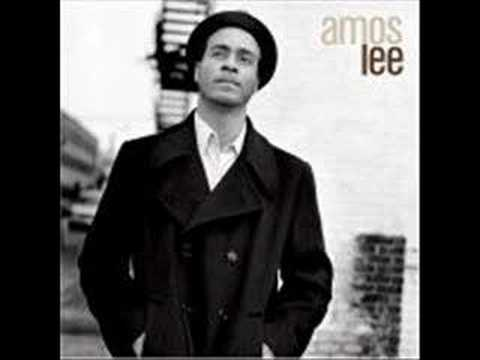 Amos Lee --Sweet Pea-- with Lyrics
