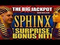 SURPRISE HIT! 😱SPHINX PAYS OUT with FUN BONUS ROUND! 💥FINALLY!
