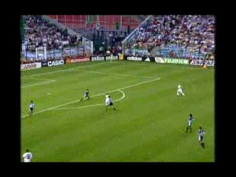 Owen Vs Argentina-1998 World cup