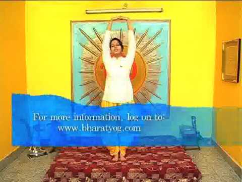 YOGA for BACK PAIN- BHARATYOG by ACHARYAA PRATISHTHA SHARMA