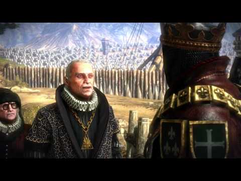 The Witcher 2 Enhanced  Edition PC Walthrough Part 1 - Roche's Path