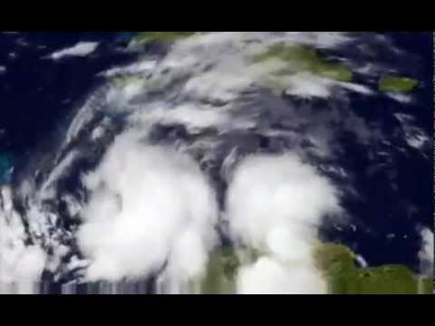Geo-Engineering Frankenstorm Sandy - Part 1