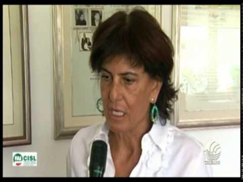 Parliamone con...Fai - Filca Cisl Bari - Intervista alla Dott.ssa Marina Mastromauro