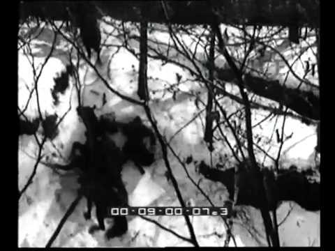 Manovre militari invernali nello stato americano del Vermont