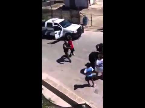 Graban abuso por parte de Policías de Tijuana