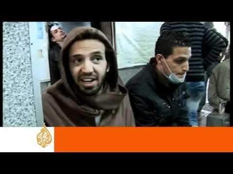 Cairo clashes derail election buildup