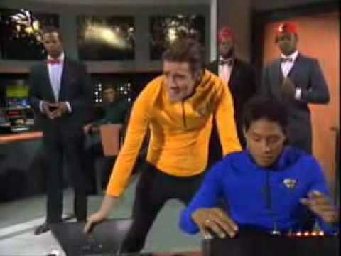 Jim Carrey - Star Trek; The Wrath of Farrakhan