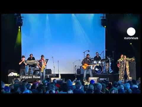euronews le mag - Rock, Pop und karibische Klänge auf dem Paléo Festival