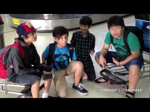 Coboy Junior Special Behind The Stage - Makassar Trip