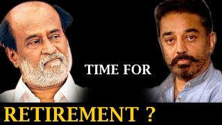 Watch Is This The Right Time For Rajinikanth and Kamal Haasan to retire? Red Pix tv Kollywood News 30/Jun/2015 online