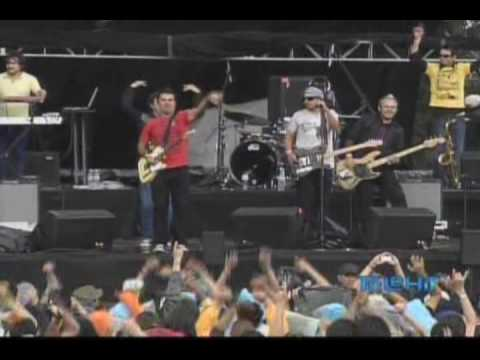 Pila Seca - Funky shit / Sex & love (Vive Latino 2009)