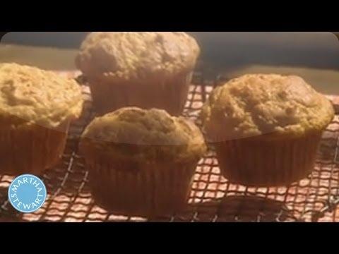 Make-Ahead Carrot Muffin Recipe - Martha Stewart