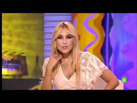 SQLH: Berta se desnuda en directo para ser como Sálvame