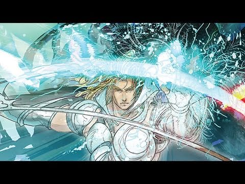EL SHADDAI: ASCENSION OF METATRON SDCC 2011 Trailer