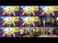 Фрагмент с конца видео ГРАНДИОЗНЫЙ танцевальный батл ИГРОМАНИИ! Just Dance 2018