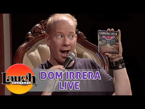 Darren Carter Returns - Dom Irrera Live From The Laugh Factory (Podcast Preview)