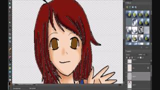 Step-by-Step Photoshop Manga Tutorial (HD)
