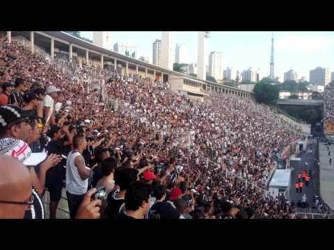 Corinthians 2x1 Palmeiras - Campeonato Paulista - 25/03/2012