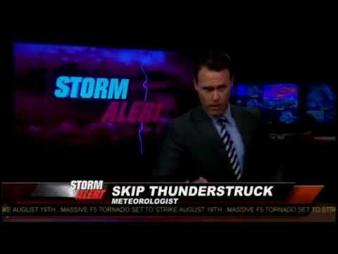 "WWE SummerSlam 2012 - Brock Lesnar ""Perfect Storm Alert"" Promo"
